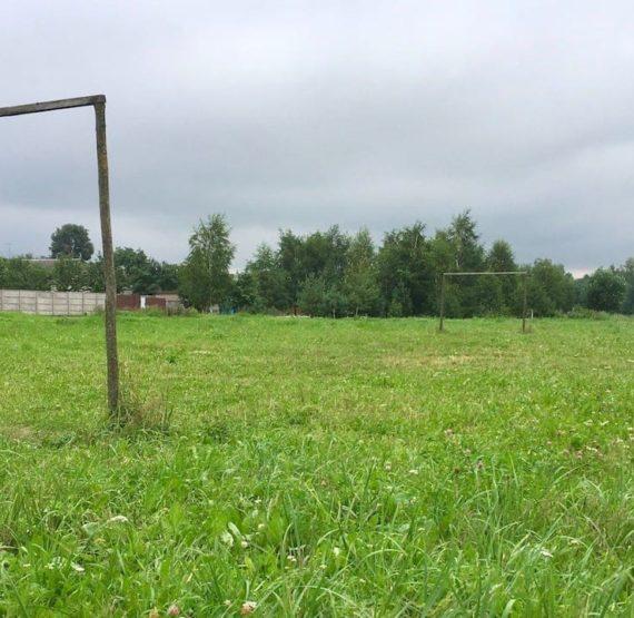 Строительство поля
